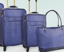 Adrienne Vittadini Luggage Online Sample Sale @ Ruelala.com