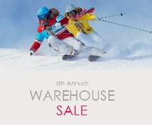 Bogner Annual Warehouse Sale