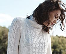 Cable Knit Sweaters Online Sample Sale @ Gilt