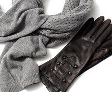 Early Access: 100% Cashmere Accessories Online Sample Sale @ Gilt