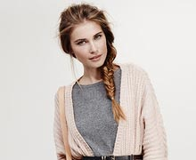 Cashmere Cardigans You''ll Live In Online Sample Sale @ Gilt