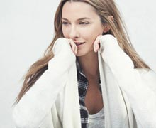 60 Cashmere Cardigans to Live In Online Sample Sale @ Ruelala.com
