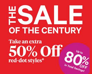 Century 21 Designer Retail Sale