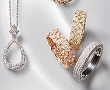Classic Fine Jewelry Online Sample Sale @ Gilt