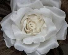 Custom Fabric Flowers Sample Sale