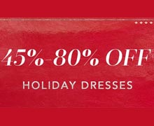 The Cyber Monday Sale: Holiday Dresses Online Sample Sale @ Ruelala.com