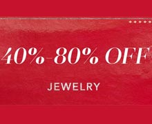 The Cyber Monday Sale: Jewelry Online Sample Sale @ Ruelala.com