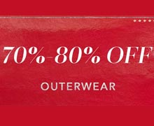The Cyber Monday Sale: Outerwear Online Sample Sale @ Ruelala.com