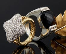 Estate Fine Jewelry Feat. David Yurman Online Sample Sale @ Gilt