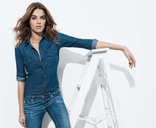 Destination: Denim Online Sample Sale @ Gilt