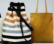 Bucket Bags, Totes & More Feat. Deux Cuirs Online Sample Sale @ Gilt