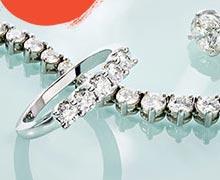 Shine On: Diamond Jewelry Online Sample Sale @ Gilt