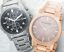 Dressy, Casual, or Athletic? Choose Your Watch Style Online Sample Sale @ Ruelala.com