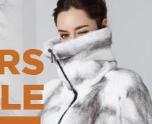 Fabulous Furs Luxury Sample Sale