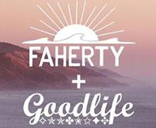 Faherty Brand + Goodlife Sample Sale
