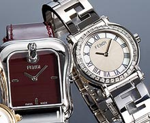 Must-Have Watches Feat. Fendi Online Sample Sale @ Gilt