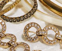 Fine Jewelry Online Sample Sale @ Gilt