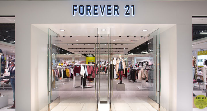 About Forever 21