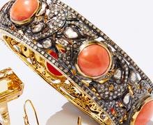 Glam Gemstone Jewelry Online Sample Sale @ Gilt