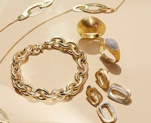 Made In Italy: Gold Jewelry Online Sample Sale @ Gilt