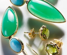 Green with Envy: Fine Jewelry Online Sample Sale @ Gilt