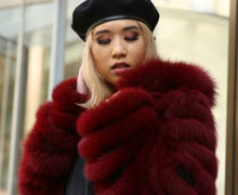 HEIKE NY Fur Collection Sale