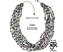 KJK Jewelry Annual Holiday Sample Sale