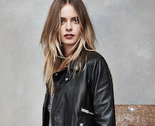 Our Favorite Leather Jackets Online Sample Sale @ Gilt