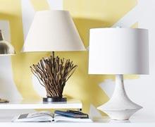 Lighting Trends: Mini Lamps to Lamp Sets Online Sample Sale @ Ruelala.com