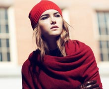 Luxe Cashmere Accessories Online Sample Sale @ Gilt