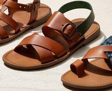 Luxe Italian Sandals Online Sample Sale @ Gilt