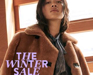 Maje Winter Retail Sale