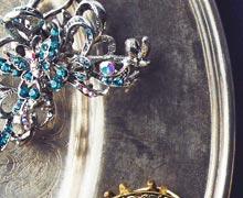 Medusa''s Heirlooms Hair Accessories Online Sample Sale @ Ruelala.com