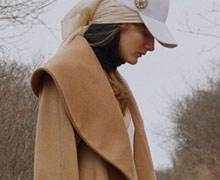 Michelle Waugh Winter Coat Sample Sale