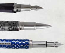 Sign Here: Pens by Montegrappa & More Online Sample Sale @ Ruelala.com
