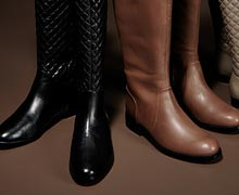 What to Wear Now: Over-the-Knee Boots Online Sample Sale @ Gilt