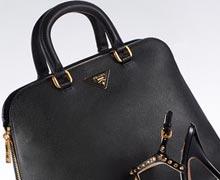 Prada Handbags & Shoes Online Sample Sale @ Gilt