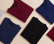 Quinn Holiday Cashmere Sample Sale