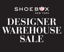 The Shoe Box Designer Footwear Warehouse Sale