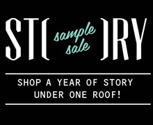 STORY Annual Sample Sale