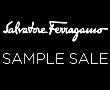 Salvatore Ferragamo Sample Sale