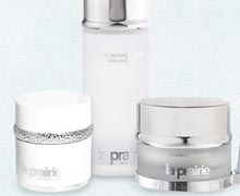 Save Face: Skincare by La Prairie & More Online Sample Sale @ Ruelala.com