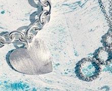 Sparkling Italian Silver: Necklaces & More Online Sample Sale @ Ruelala.com