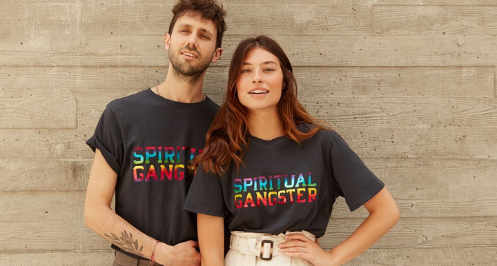 About Spiritual Gangster