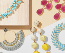Spring Getaway Jewelry Online Sample Sale @ Gilt