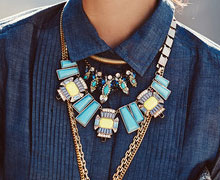 Unexpected Layers: Statement Necklaces Online Sample Sale @ Gilt