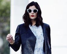 Street Style Spotlight: Moscow Online Sample Sale @ Gilt