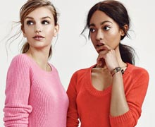Sweaters in Every Color Online Sample Sale @ Gilt