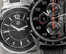 TAG Heuer Watches Online Sample Sale @ Ruelala.com