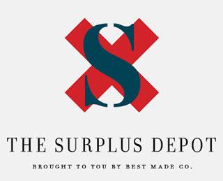 Best Made Co. Surplus Depot Pop-up Shop